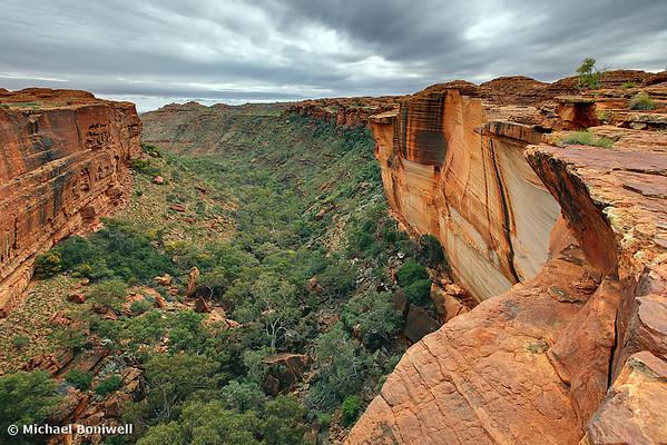 Kings Canyon, Watarrka National Park, Northern Territory, Australia