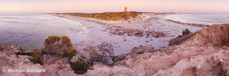 Cape Banks Lighthouse, Carpenter Rocks, South Australia