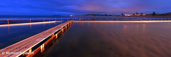 Narrabeen Tidal Pool, New South Wales, Australia