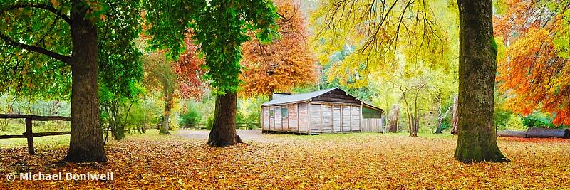 Pickerings Hut, Howqua Hills, Victoria, Australia