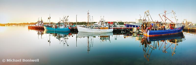 Lakes Entrance Boats, Gippsland, Victoria, Australia