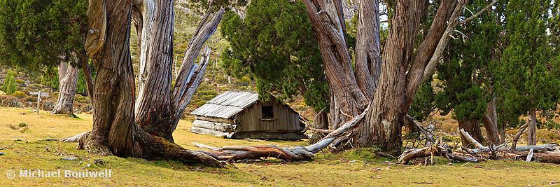 Dixons Kingdom Hut, Walls of Jerusalem, Tasmania, Australia