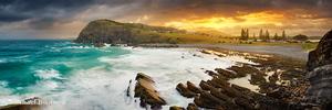Crescent Head Sunset, New South Wales, Australia