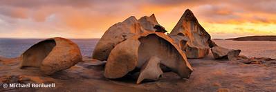 Remarkable Rocks Sunset, Kangaroo Island, South Australia