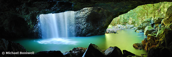 Natural Bridge, Springbrook National Park, Queensland, Australia