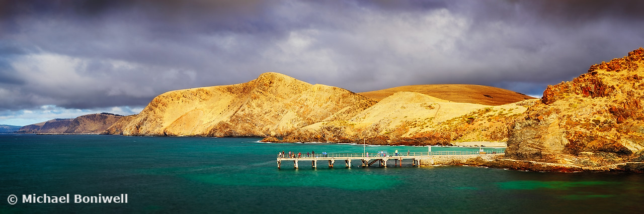 Second Valley Jetty, Fleurieu Peninsula, South Australia