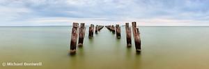 Clifton Springs Pier, Victoria, Australia