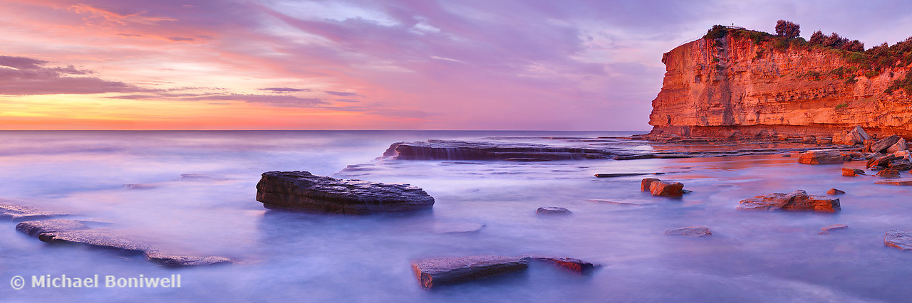 The Skillion, Terrigal, New South Wales, Australia