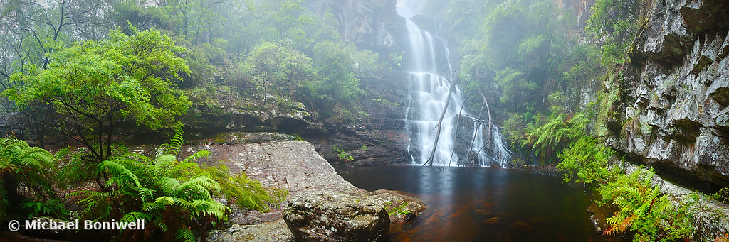 Kalang Falls, Kanangra Boyd National Park, New South Wales, Australia