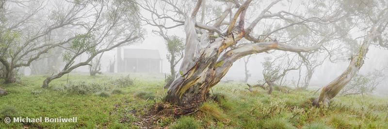 Fitzgeralds Hut, Falls Creek, Victoria, Australia