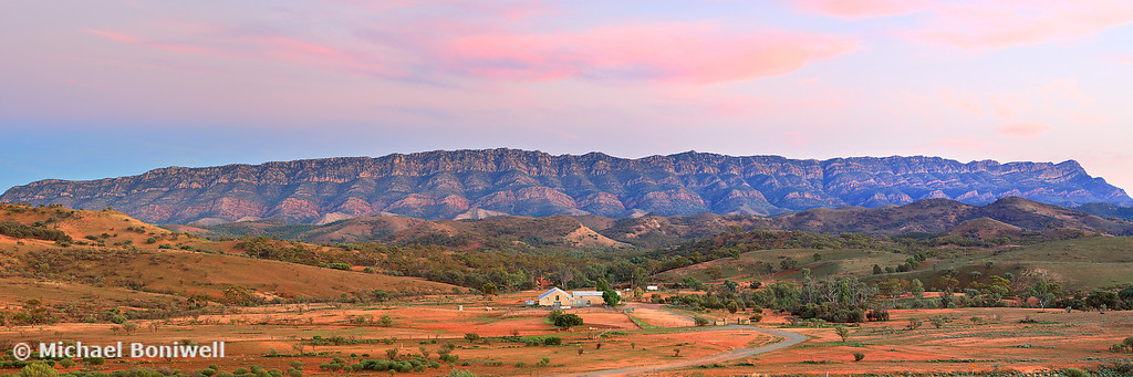 Arkaba Woolshed, Flinders Ranges, South Australia