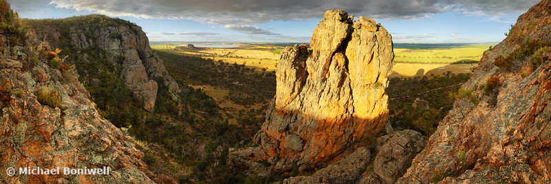The Pharos, Mount Arapiles, Victoria, Australia
