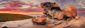 Remarkable Rocks Awakens, Kangaroo Island, South Australia