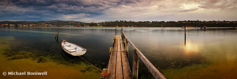 Quiet Morning, Merimbula, New South Wales, Australia
