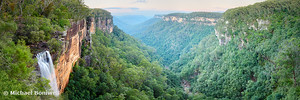 Fitzroy Falls, Morton National Park, New South Wales, Australia