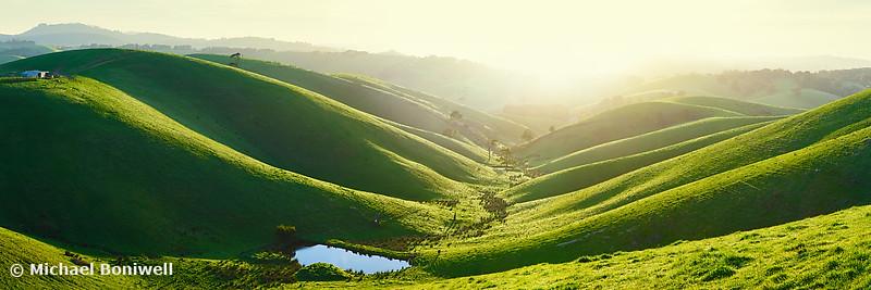 Green Hills, Gippsland, Victoria, Australia