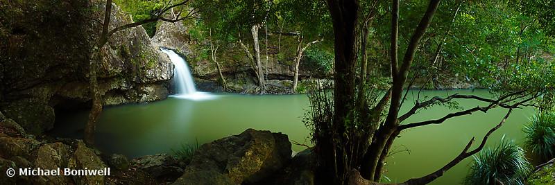 Kondalilla Falls, Montville, Queensland, Australia