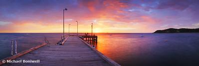 Flinders Pier, Mornington Peninsula, Victoria, Australia
