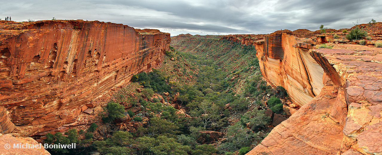 Kings Canyon, Watarrka National Park, Northern Territory, Australia