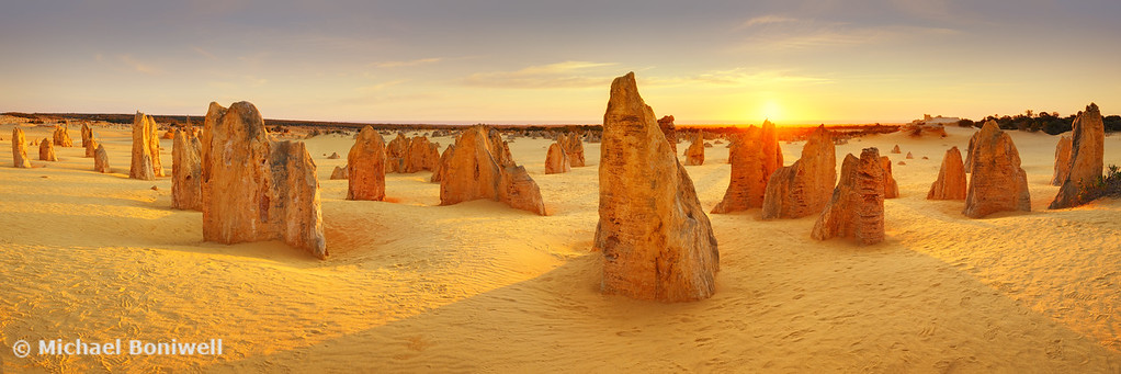 The Pinnacles, Nambung National Park, Western Australia