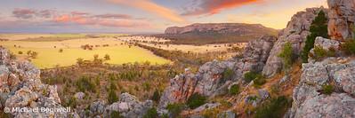 Mitre Rock, Mount Arapiles, Victoria, Australia