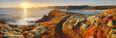 Bushrangers Bay Sunset, Mornington Peninsula, Victoria, Australia