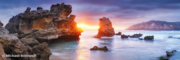 Bridgewater Bay, Mornington Peninsula, Victoria, Australia