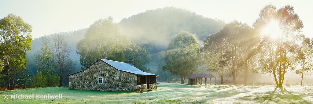 Geehi Hut, Kosciuszko National Park, New South Wales, Australia