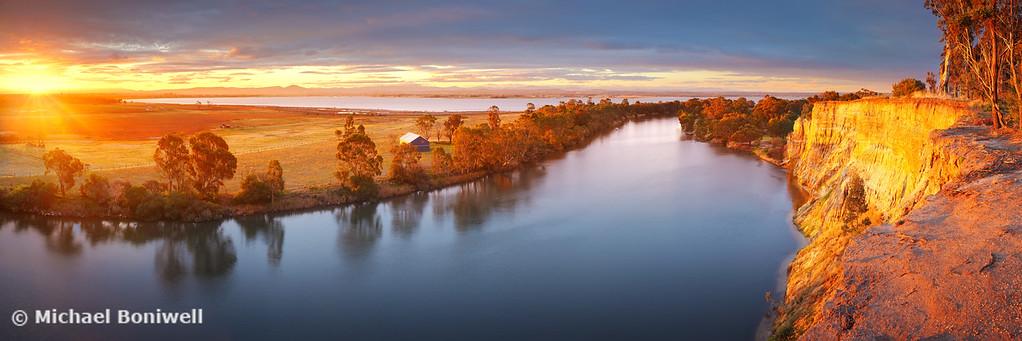 Mitchell River, Bairnsdale, Victoria, Australia