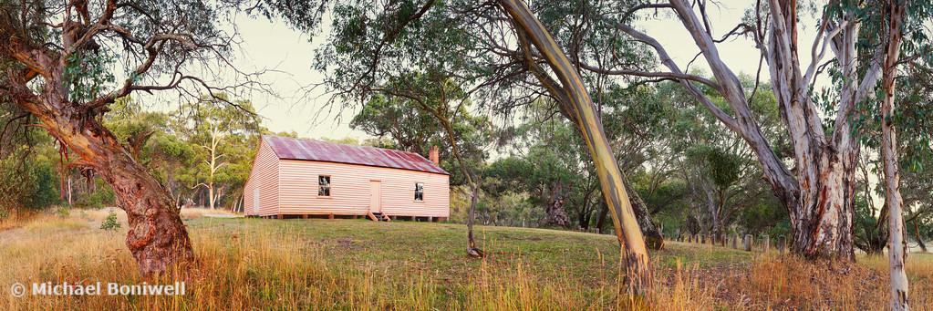 Long Plain Hut, Kosciuszko National Park, New South Wales, Australia