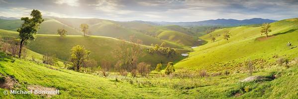 Buchan Valley Dawn, Victoria, Australia