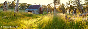 Gooandra Homestead, Kosciuszko, New South Wales, Australia