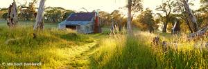 Gooandra Homestead, Kosciuszko, New South Wales, Australia