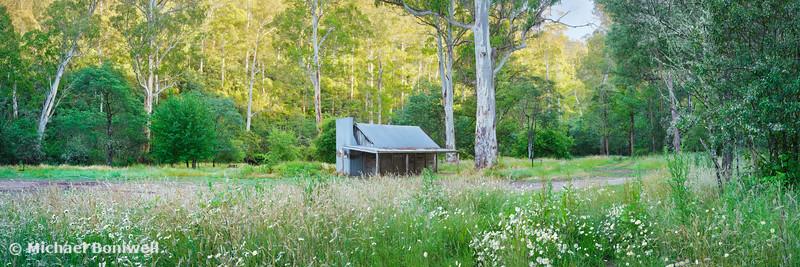 Upper Jamieson Hut, Howqua Hills, Victoria, Australia