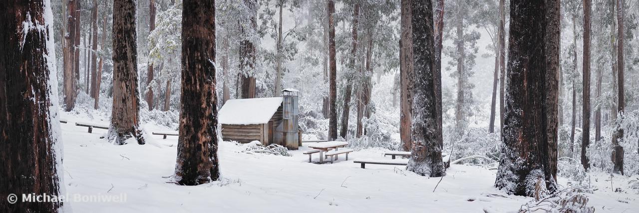 Tomahawk Hut, Mansfield, Victoria, Australia