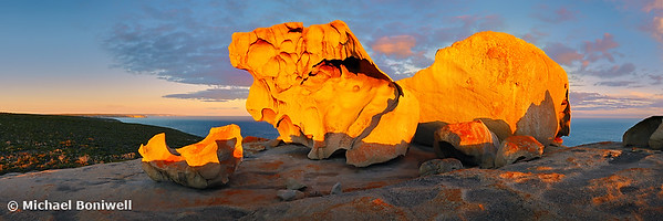 Remarkable Rocks Sunset, Kangaroo Island, South Australia