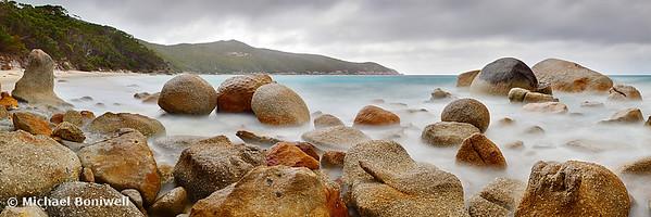 Waterloo Bay Rocks, Wilsons Promontory, Victoria, Australia