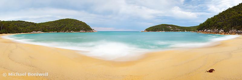 Refuge Cove, Wilsons Promontory, Victoria, Australia