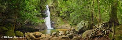 Cascades Falls, Macquarie Pass National Park, New South Wales, Australia