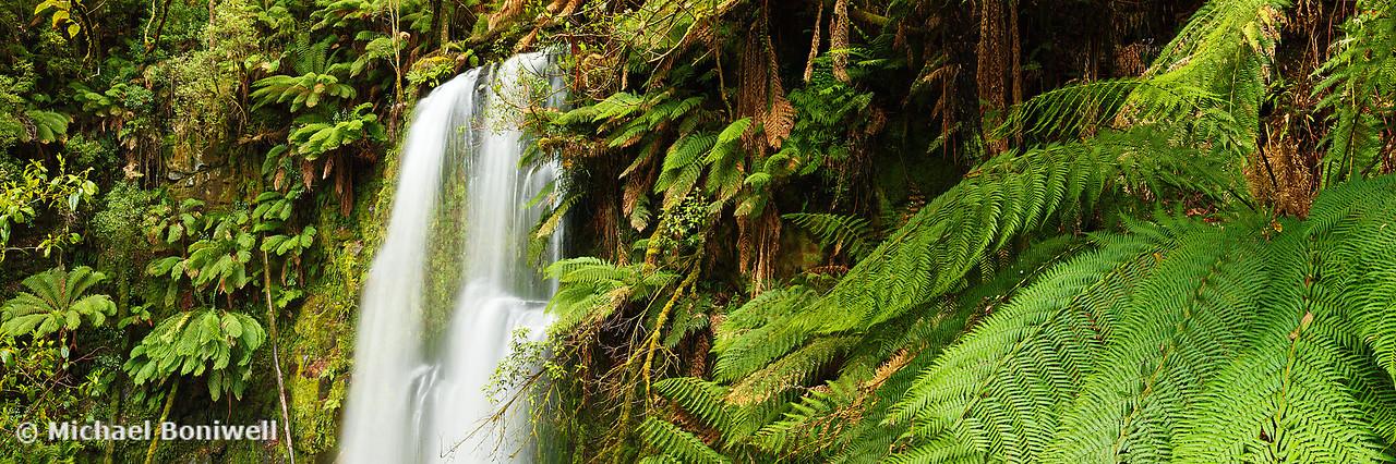 Beachamp Falls, Otways, Great Ocean Road, Victoria, Australia