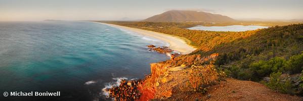Kattang Nature Reserve, Port Macquarie, New South Wales, Australia