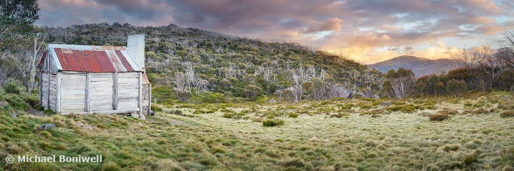 Teddys Hut, Kosciuszko National Park, New South Wales, Australia
