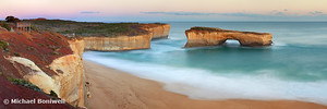 London Arch (Bridge), Great Ocean Road, Victoria, Australia