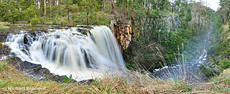 Trentham Falls, Victoria, Australia