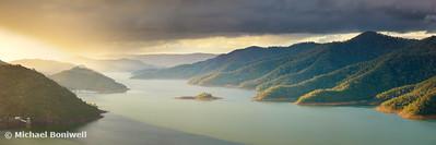Lake Eildon, Victoria, Australia