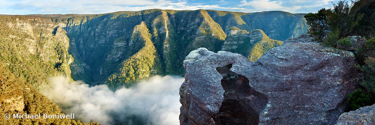 Kanangra Deep, Kanangra-Boyd National Park, New South Wales, Australia