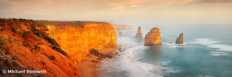 Golden Light, Twelve Apostles, Victoria, Australia