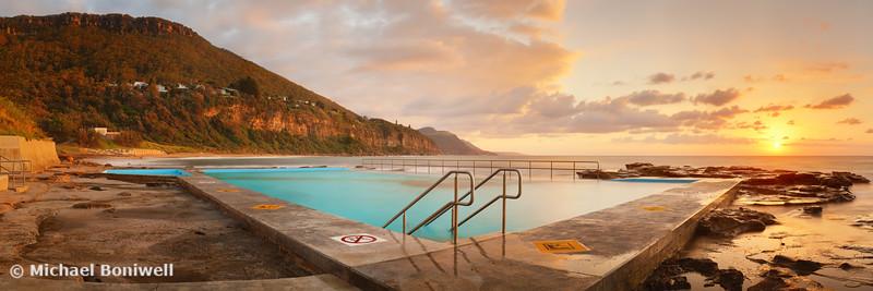 Coalcliff Rock Pool, New South Wales, Australia