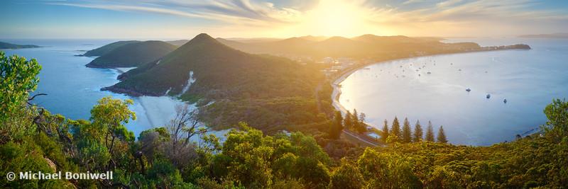 Shoal Bay, New South Wales, Australia