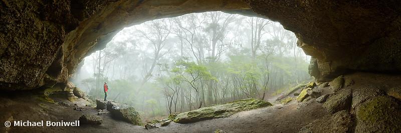 Dance Floor Cave, Kanangra Boyd National Park, New South Wales, Australia
